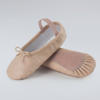 Basic Leather Ballet Shoes