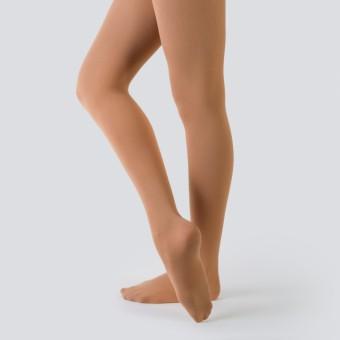 Nude Barre Footed Tights (Malt)
