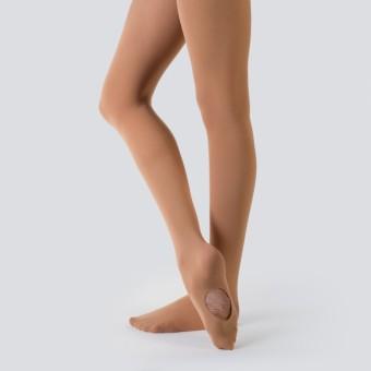 Nude Barre Convertible Opaque Tights (Malt)