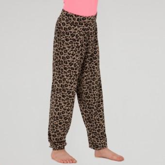 Pineapple Animal Harem Pant Size 7-8
