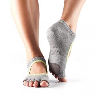 ToeSox Plié Half Toe (Heather)