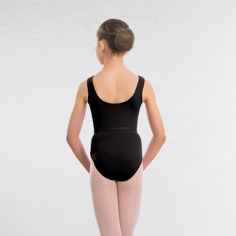 1st Position Laura Grades 1-5 Leotard (Black)