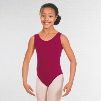 1st Position Laura Primary/Grade IV Leotard (Plum)