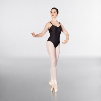 1st Position Hazel Camisole Leotard (Black)