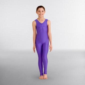 1st Position Emma Dance Catsuit (Delphinium)