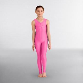 1st Position Emma Dance Catsuit (Flo Pink)