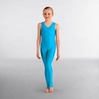 1st Position Emma Dance Catsuit (Kingfisher)