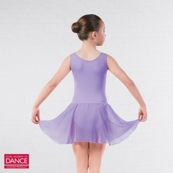 RAD Approved Sophia Princess Line Skirted Leotard (Lilac)