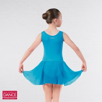 RAD Approved Sophia Princess Line Skirted Leotard (Marine)