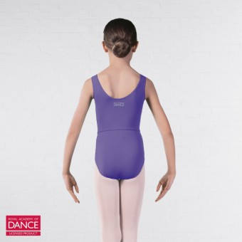RAD Approved Megan Princess Line Sleeveless Leotard (Lavender)