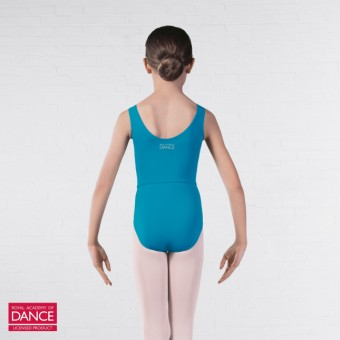 RAD Approved Megan Princess Line Sleeveless Leotard (Marine)