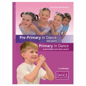 RAD Pre-Primary/Primary in Dance Syllabus Book