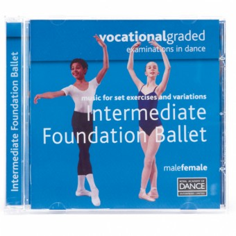RAD Vocational Intermediate Foundation Ballet CD