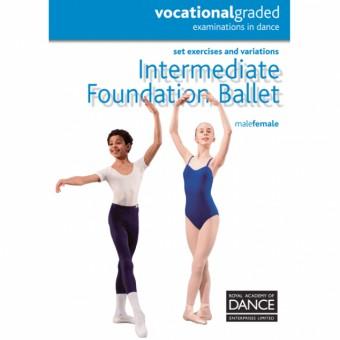 RAD Inter Foundation Syllabus Book