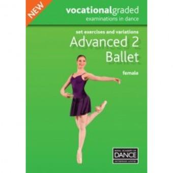 Advanced 2 Female Syllabus DVD