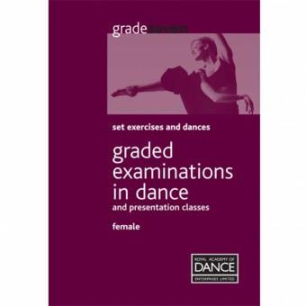 RAD Grade 7 Female Syllabus Book