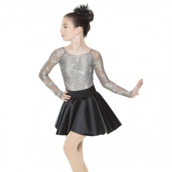 Revolution Rhapsody - Jazz Skirt Look (Black)