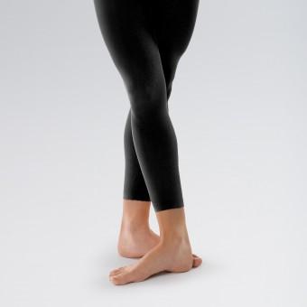 Revolution Spandex Color-Flow™ Footless Tights (Black)
