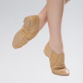 Revolution Stretch Jazz Boot (Dark Tan)