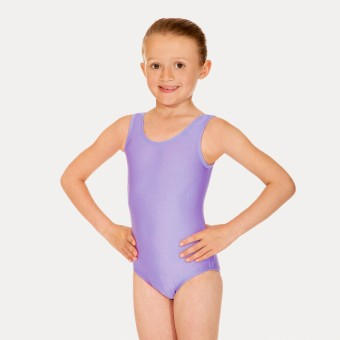 Roch Valley Joanne Sleeveless Leotard (Lilac)