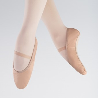 Sansha Tutu 4L Leather Ballet Shoes