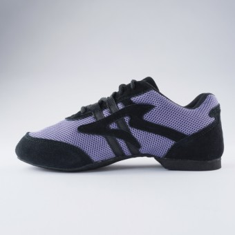 Sansha Salsette1 Jazz Shoe (Purple)