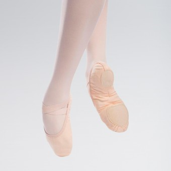 So Danca Vegan Split Sole Ballet Shoes