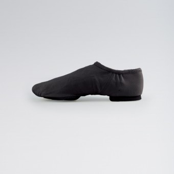 So Dance Stretch-Jazzschuhe aus Leinen (Black)
