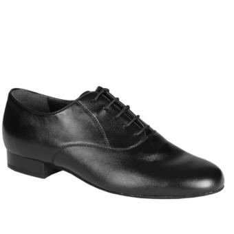 DSI Oxford Ballroom Shoe (Black Leather)