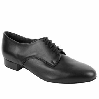 DSI Gibson Ballroom Shoe (Black Leather)
