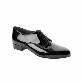 DSI Gibson Ballroom Shoe (Black Patent)