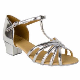 DSI Pixie Ballroom Shoe (Silver)