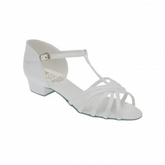 DSI Pixie Ballroom Shoe (White)