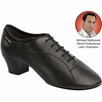 Supadance Mens Latin Leather Shoe