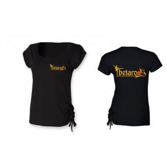 Skinnfit Slounge T-Shirt (Black)