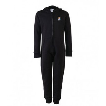 SF Minni Kids All In One (Black) with Alegria Club Logo
