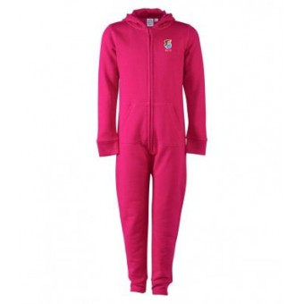 SF Minni Kids All In One (Fuchsia) with Alegria Club Logo