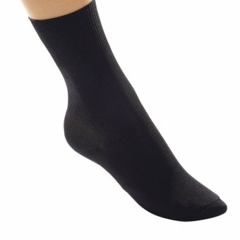 1st Postion Ballet Socks Pack of 12 (Black)