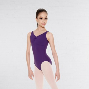So Danca Laced Diamond Back Leotard