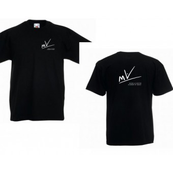 Fruit of the Loom Kids Value T-Shirt (Black) with Michelle Venter Academy of Dance Logo