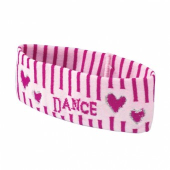 Striped Dance Headband