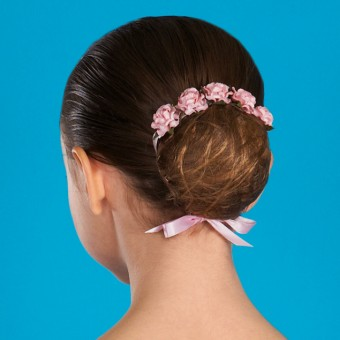 Floral Hair Blossom - Pink