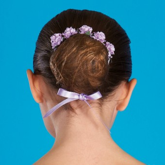 Floral Hair Blossom - Lilac