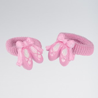 Ballet Shoe Ponios (Pack of 2)