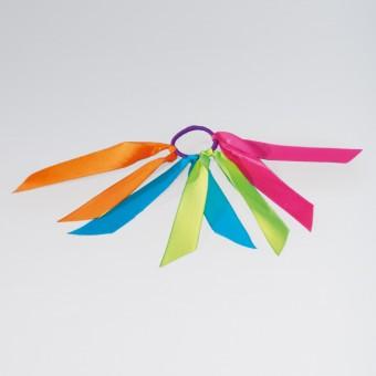 Ribbon Hair Elastic Multi