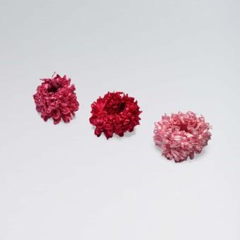 Fluffy Scrunchie Pink