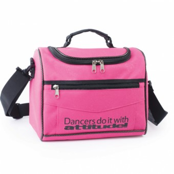 "Sparkle Vanity Case ""Dancers Do It With Attitude"""