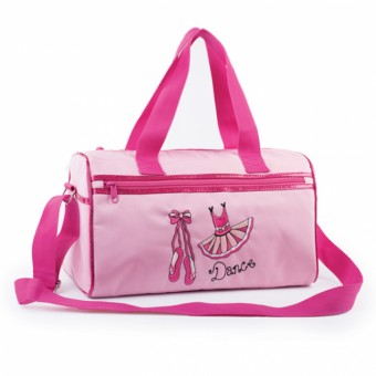 Pink shoulder bag - Ballet Shoes