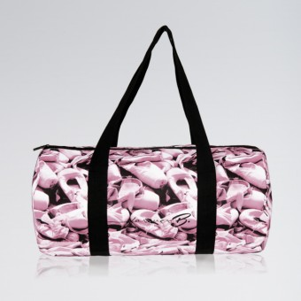 ForeverB Ballet Print Duffel Bag