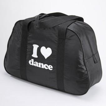 Sac Katz noir « I Love Dance »
